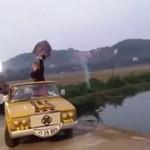Video: Phát cười với Hậu Trường Đại gia chân đất 2016 siêu xe và gái đẹp