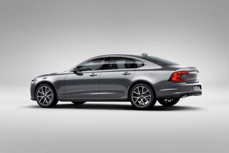 Volvo trình làng S90 mẫu sedan hạng trung sang trọng 3