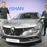 Renault giành 3 giải thưởng danh giá tại triển lãm xe Quốc tế