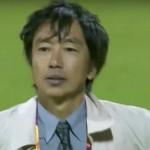 Huấn Luận viên Miura gần khóc sau trận thua