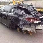 Sự thật về xe Maybach S600 bị thợ Việt mổ để lấy phụ kiện
