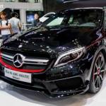 Bộ sưu tập siêu xe Mercedes GLA 45 AMG của đại gia Việt