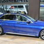 Ngắm xe Mercedes C200 L phiên bản kéo dài sang trọng