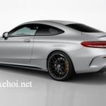 Mercedes-AMG C63 Coupe thêm gói nâng cấp đắt giá