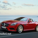 Xe sang thể thao Mercedes SLC 2017 giá rẻ bất ngờ