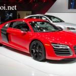 Siêu xe Audi R8 đời 2016 giá rẻ bất ngờ