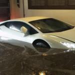 Bị hỏng siêu xe Lamborghini được đền siêu xe mới đắt hơn