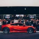 Giá siêu xe Acura NSX 2017 đầu tiên là 30 tỷ đồng