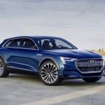 Những tính năng hiện đại nhất thế giới trong xe điện của Audi