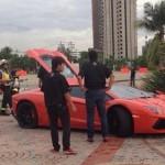Tổng hợp những pha tai nạn của siêu xe Lamborghini