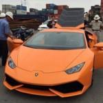Đại gia Việt mua liền lúc 3 siêu xe Lamborghini Huracan LP610-4