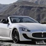 Siêu xe Maserati GranTurismo 2016 phải triệu hồi