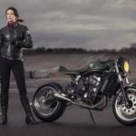 Siêu xe máy Kawasaki Vulcan S 650 độ phong cách lạ