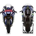 Lộ diện 2 siêu xe đua MotoGP 2016 của hãng xe Yamaha