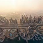 Choáng hình ảnh của Dubai trước khi tìm thấy mỏ dầu lớn