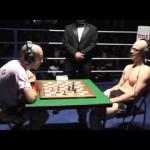 Môn thể thao đặc biệt cờ vua kết hợp quyền Anh