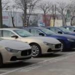 Cuối năm đại gia thưởng 10 siêu xe Maserati Ghibli cho nhân viên