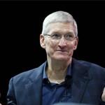 Apple nghèo hơn nhưng Tim Cook vẫn kiếm 200 tỷ đồng