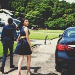 Uber dùng trực thăng làm taxi