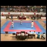 Rơi nước mắt trước nghị lực vận động viên võ thuật cụt tay chân