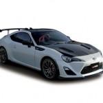 Xe thể thao giới hạn Toyota 86 GRMN chuẩn bị ra mắt