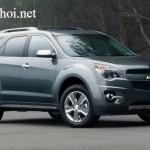 Top xe SUV an toàn nên mua 2016