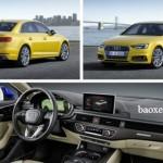 Audi A4 2017 công bố giá bán chính thức tại Mỹ