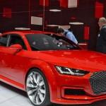 Audi phát triển xe chạy pin nhiên liệu hydro
