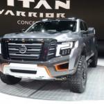 Nissan Titan Warrior xe bán tải tương lai tuyệt đẹp