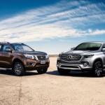 Mercedes liên kết với Nissan sản xuất xe bán tải ?