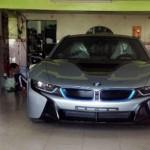 Đại gia vé số Sóc Trăng mua siêu xe BMW i8 giá 7 tỷ đồng