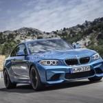 Chi tiết xe nhỏ công suất lớn BMW M2