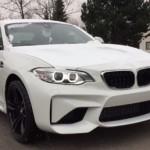 Đại gia Bỉ được nhận xe sang BMW M2 đầu tiên trên thế giới