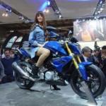 Siêu xe mô tô 500 phân khối giá rẻ của BMW ra mắt ở Indonesia