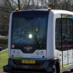 Công nghệ hiện đại của xe bus tự lái đầu tiên trên thế giới