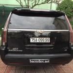 Xe SUV khủng Cadillac Escalade biển tứ quý 9 ở Huế
