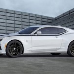 Xe Chevrolet Camaro SS 2016 mạnh mẽ như siêu xe