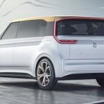 Volkswagen ra mắt xe chạy điện toàn phần