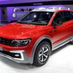 Xe sang Volkawagen Tiguan GTE Active tiết kiệm và hiện đại