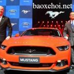 Ford Mustang 2016 bán tại Ấn Độ nhiều công nghệ mới