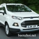SUV cỡ nhỏ Ford EcoSport triệu hồi 728 xe tại Việt Nam