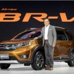 Xe Honda BR-V SUV nhỏ đẹp giá từ 450 triệu đồng