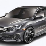 Xe nóng Honda Civic hatchback ra mắt cuối năm 2016