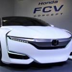 Honda FCV là xe sạch nhất thế giới ?