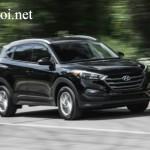 Hyundai Tucson 2016 là xe SUV cỡ nhỏ được khuyên nên mua