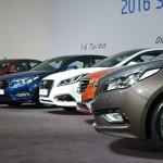 Hyundai Sonata vẫn là xe bán chạy nhất Hàn Quốc 2015