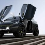 Khám phá xe crossover Kia Niro sắp ra mắt