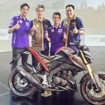 Yamaha Xabre ra mắt đầu tiên tại Indonesia