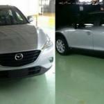 Lộ ảnh xe SUV cỡ nhỏ Mazda CX-4 hoàn toàn mới