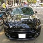 Ngắm xe thể thao Ford Mustang GT mạnh mẽ nhất Việt Nam